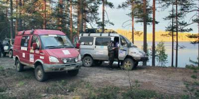 Горячая десятка Соболей на Ладоге 2018