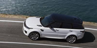 Land Rover освежил Range Rover Sport