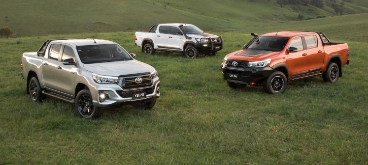 HiLux Rogue, Rugged и Rugged X
